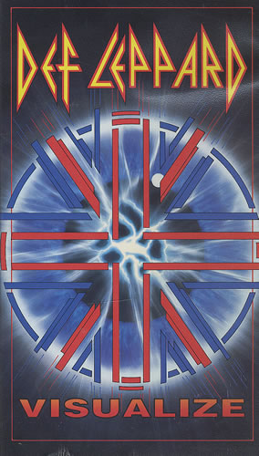 DEF LEPPARD - Visualize cover