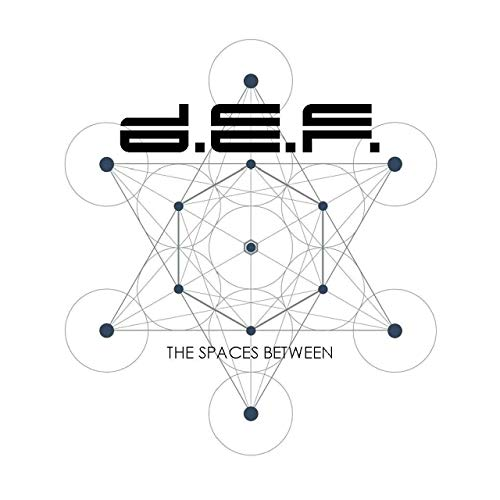 D.E.F. - The Spaces Between cover