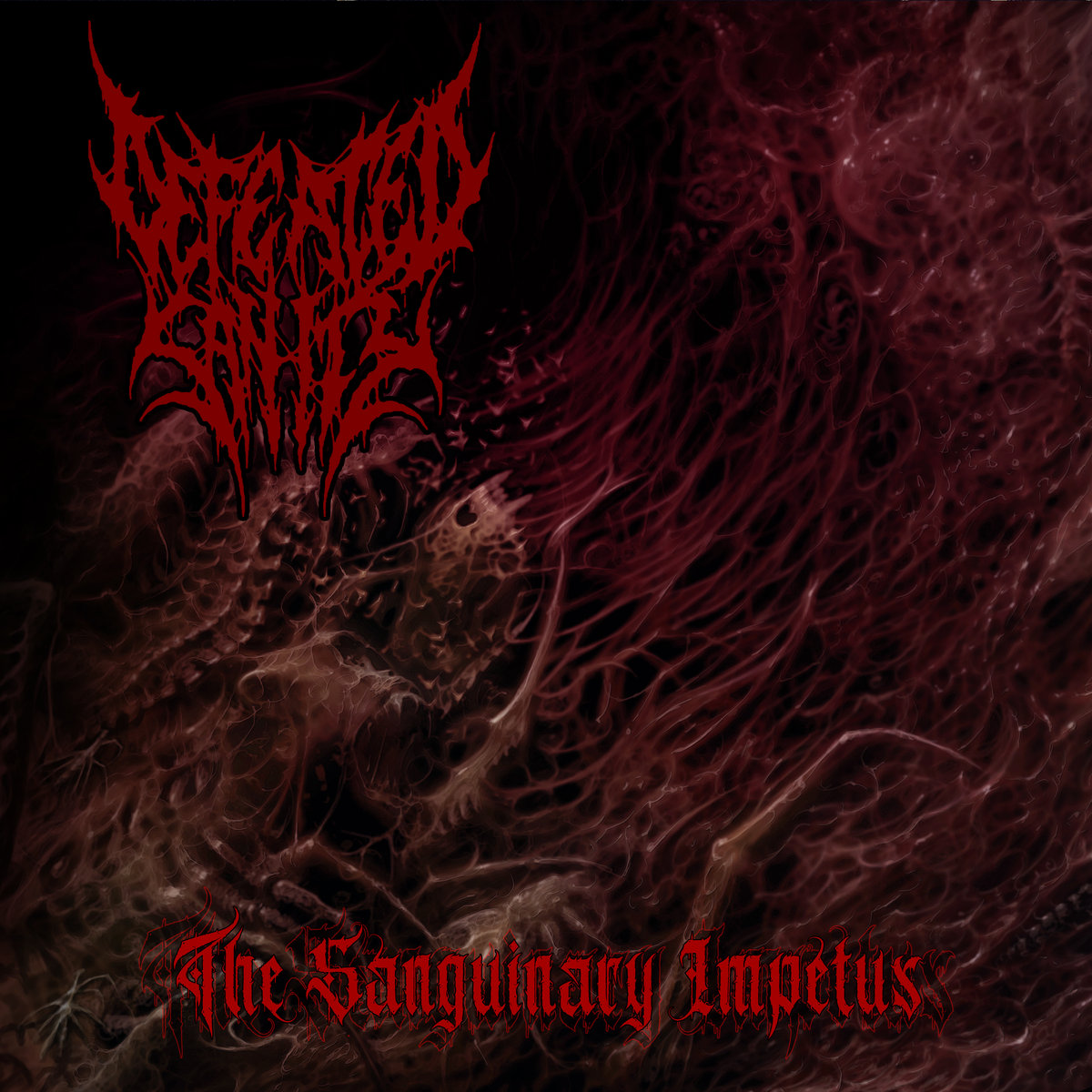 DEFEATED SANITY - The Sanguinary Impetus cover