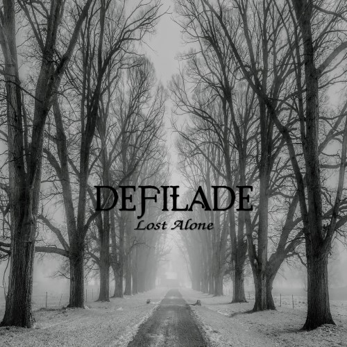 DEFILADE - Lost Alone cover