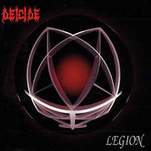 DEICIDE - Legion cover