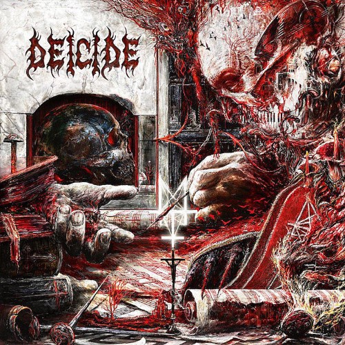 DEICIDE - Overtures of Blasphemy cover