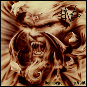 DEIVOS - Demiurge of the Void cover