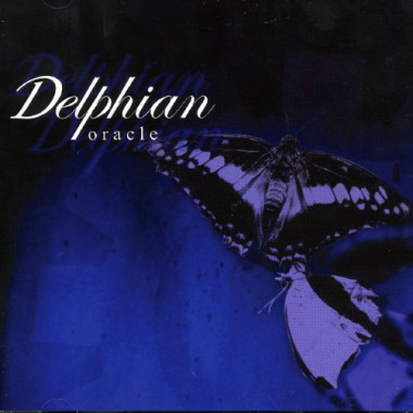 DELPHIAN - Oracle cover 