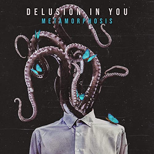 DELUSION IN YOU - Metamorphosis cover
