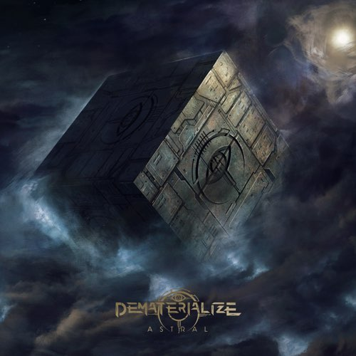 DEMATERIALIZE - Astral cover
