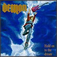 DEMON - Hold On to the Dream cover