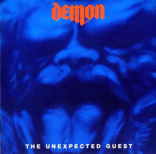 DEMON - The Unexpected Guest cover