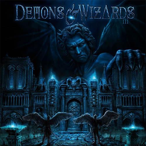 DEMONS & WIZARDS - III cover