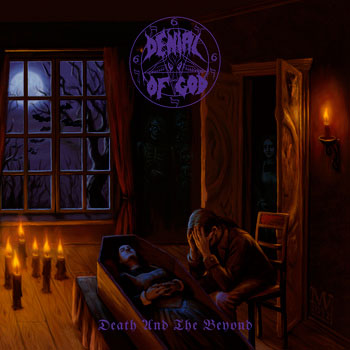DENIAL OF GOD - Death and the Beyond cover