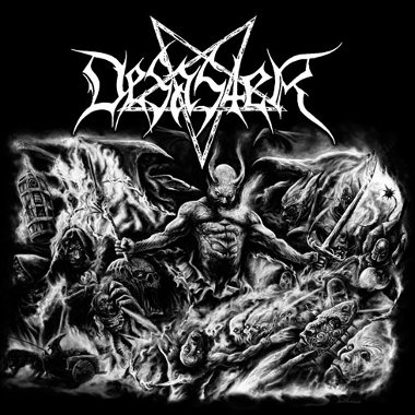 DESASTER - The Arts of Destruction cover