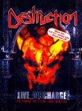 DESTRUCTION - Alive Devastation cover