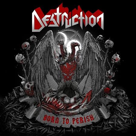 DESTRUCTION - Betrayal cover