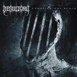 DESULTORY - Counting Our Scars cover