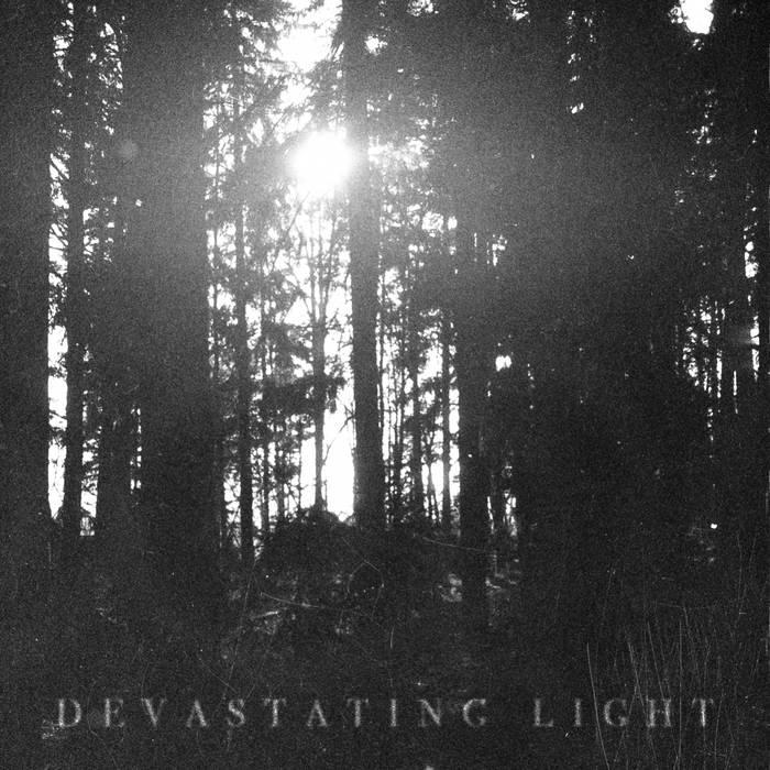 DEVASTATING LIGHT - I Have Already Failed You cover