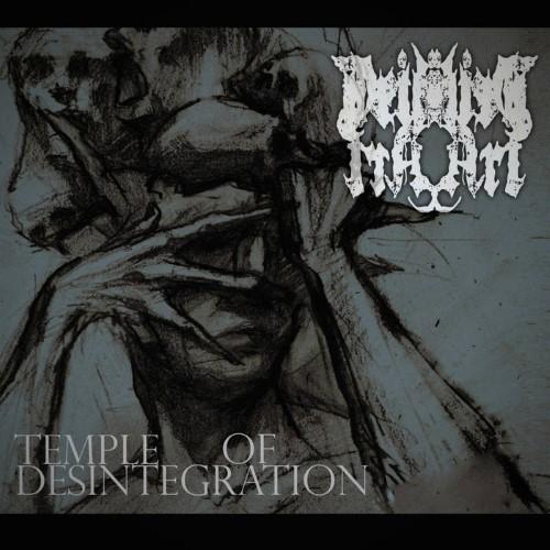 DEVILISH ART - Temple of Desintegration cover