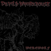 DEVILS WHOREHOUSE - Werewolf cover