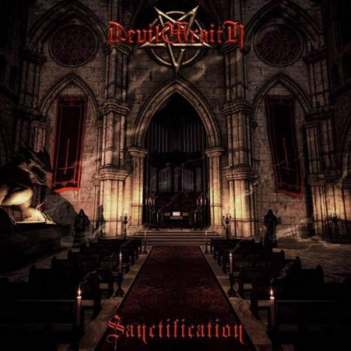 DEVILWRAITH - Sanctification cover