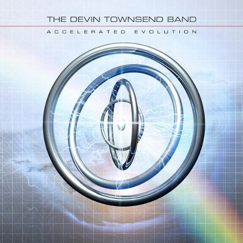 DEVIN TOWNSEND - Accelerated Evolution cover