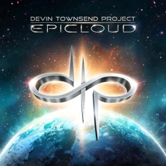 DEVIN TOWNSEND - Epicloud cover
