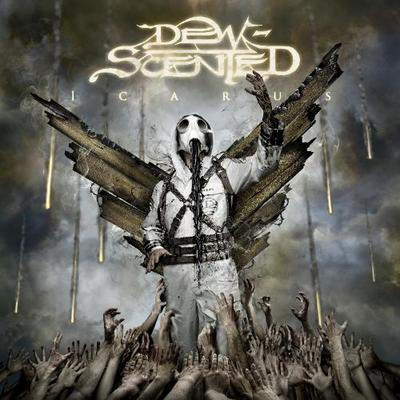 DEW-SCENTED - Icarus cover