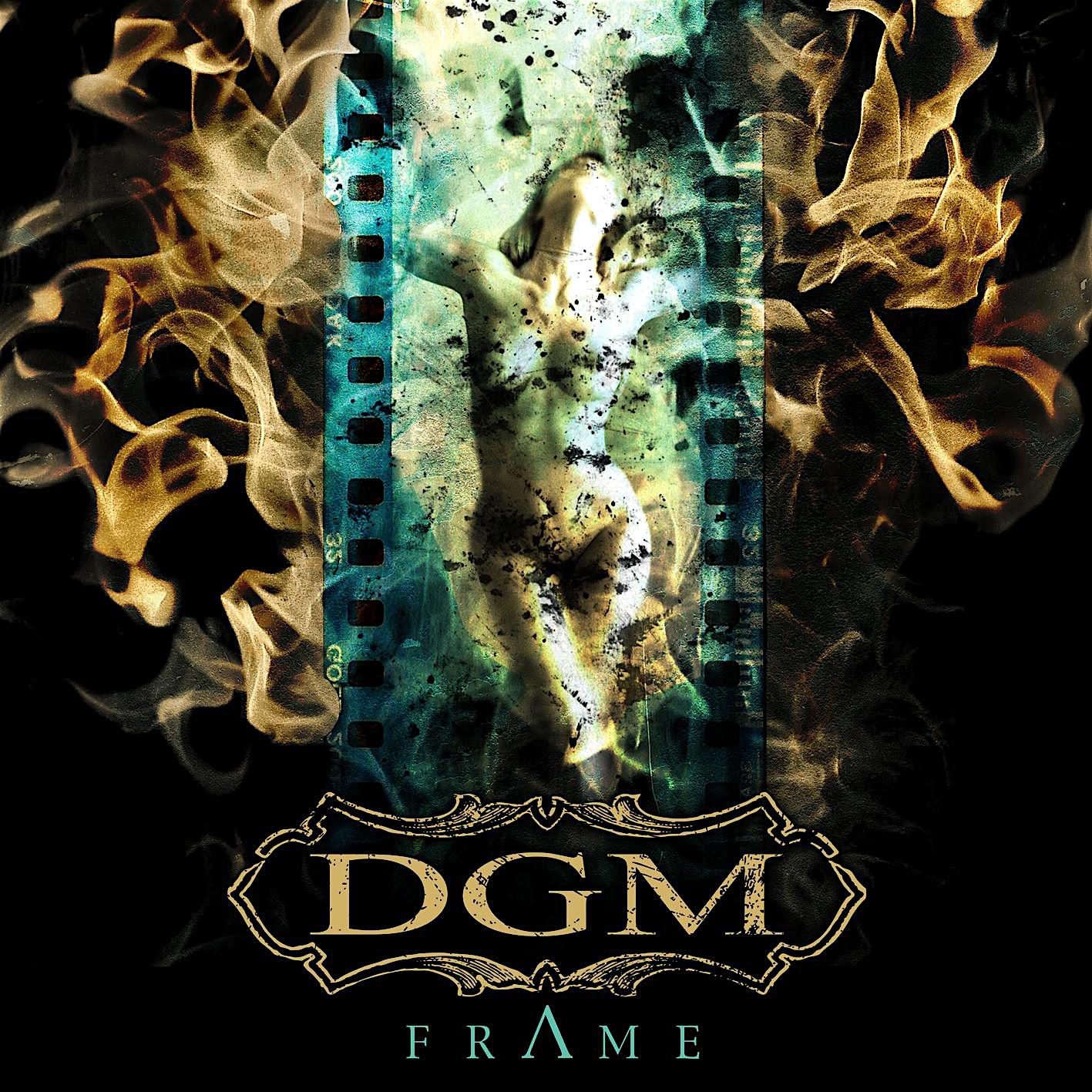 DGM - FrAme cover