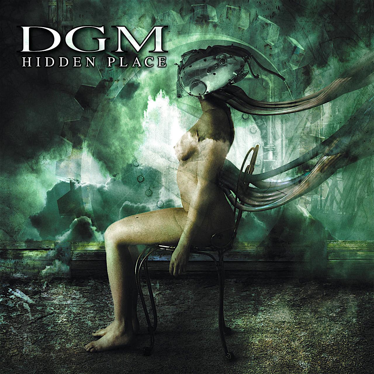 DGM - Hidden Place cover