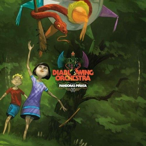DIABLO SWING ORCHESTRA - Pandora's Piñata cover