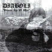 DIABOLI - Unseen Age of War cover