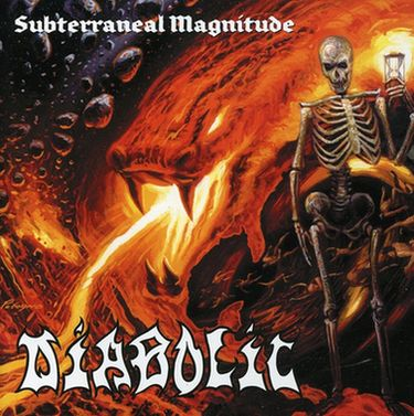 DIABOLIC - Subterraneal Magnitude cover