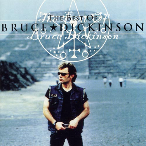 BRUCE DICKINSON - The Best of Bruce Dickinson cover