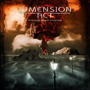 DIMENSION ACT - Manifestation Of Progress cover
