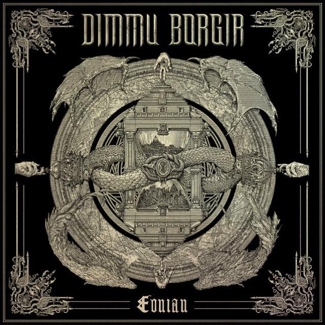 DIMMU BORGIR - Eonian cover