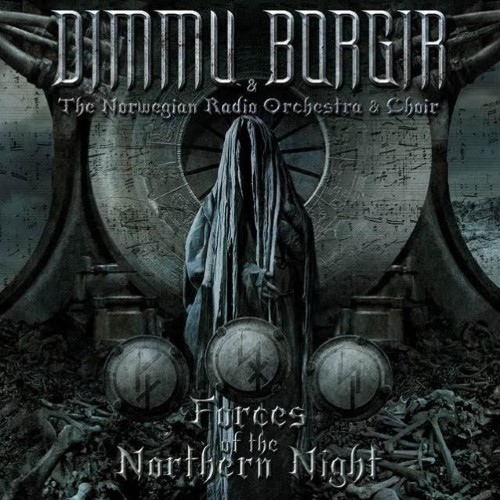 DIMMU BORGIR - Forces of the Northern Night cover