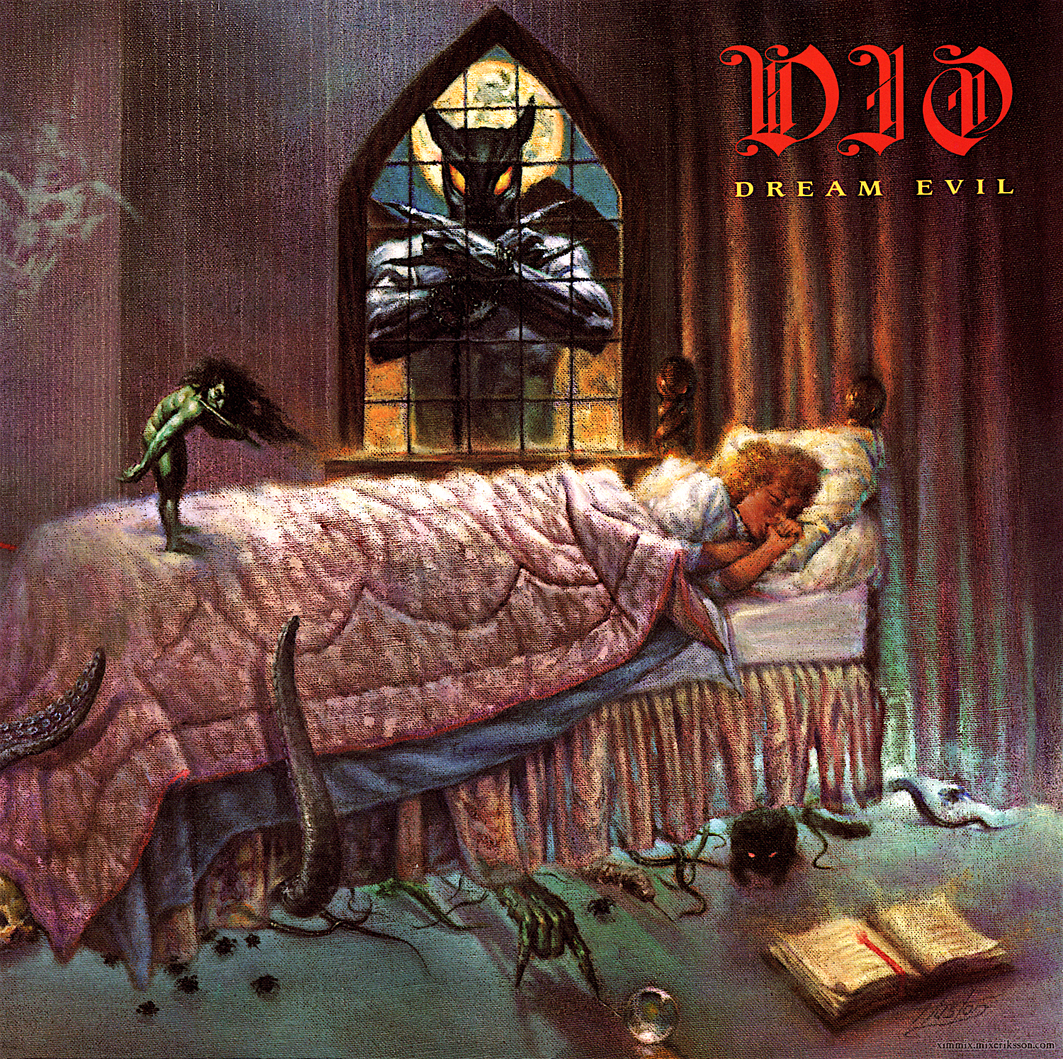DIO - Dream Evil cover