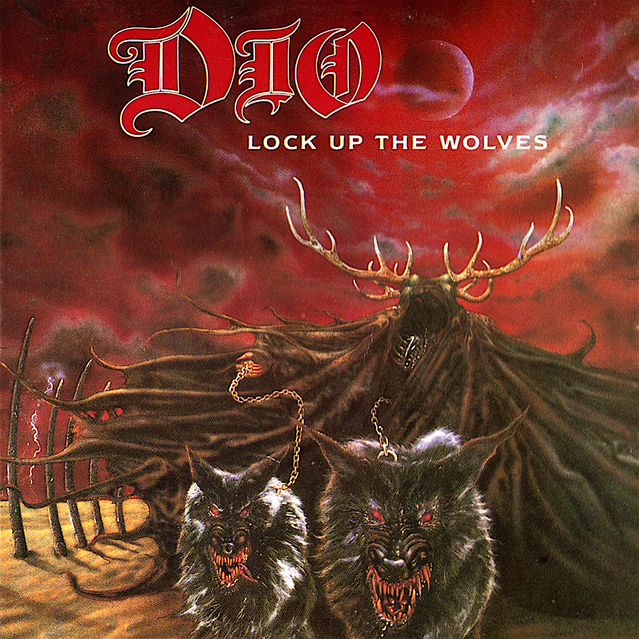 Lock Up Original Song Download: DIO Lock Up The Wolves Reviews