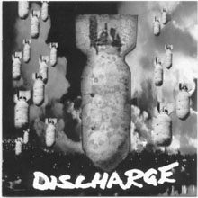 DISCHARGE - Tour Edition EP cover