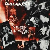 DISCHARGE - Vision of War cover