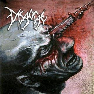 DISGORGE - Cranial Impalement cover
