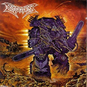 DISMEMBER - Massive Killing Capacity cover
