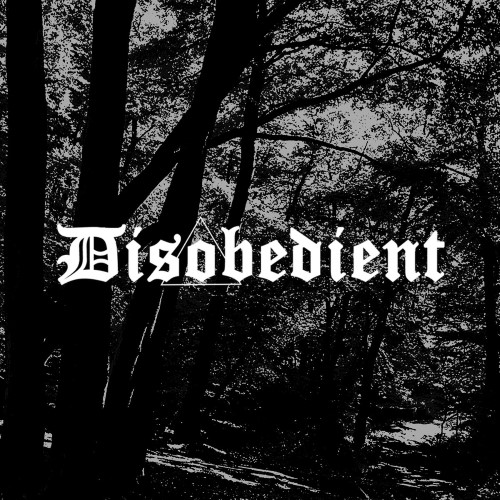 DISOBEDIENT - Disobedient cover