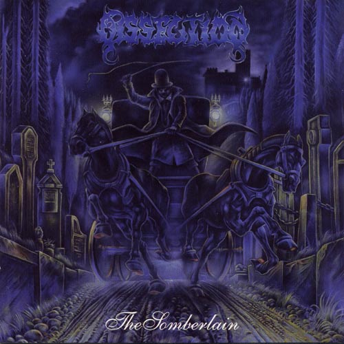 DISSECTION - The Somberlain cover