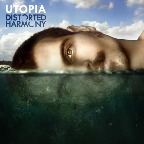 DISTORTED HARMONY - Utopia cover