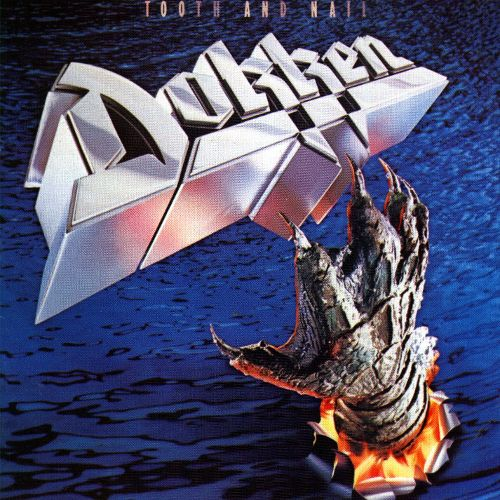 DOKKEN - Tooth And Nail cover