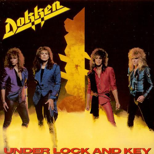 DOKKEN - Under Lock And Key cover