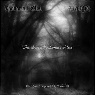 DOM - The Sun No Longer Rises cover