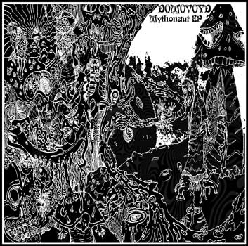 DOMOVOYD - Mythonaut cover
