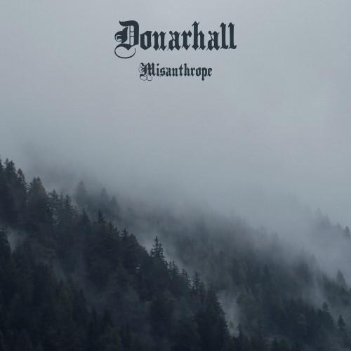 DONARHALL - Misanthrope cover