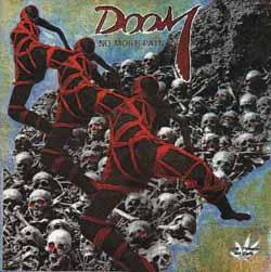 DOOM - No More Pain cover