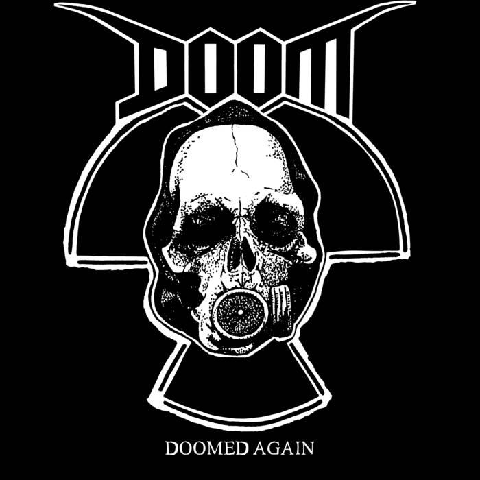 DOOM - Doomed Again cover